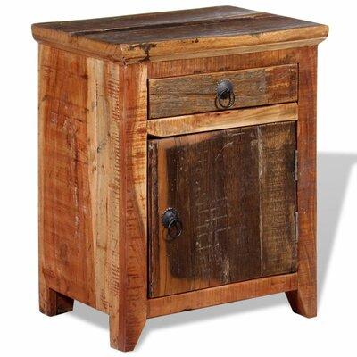 Nachttisch Odysseus | Schlafzimmer > Nachttische | Akazienholz - Holz | Alpen Home
