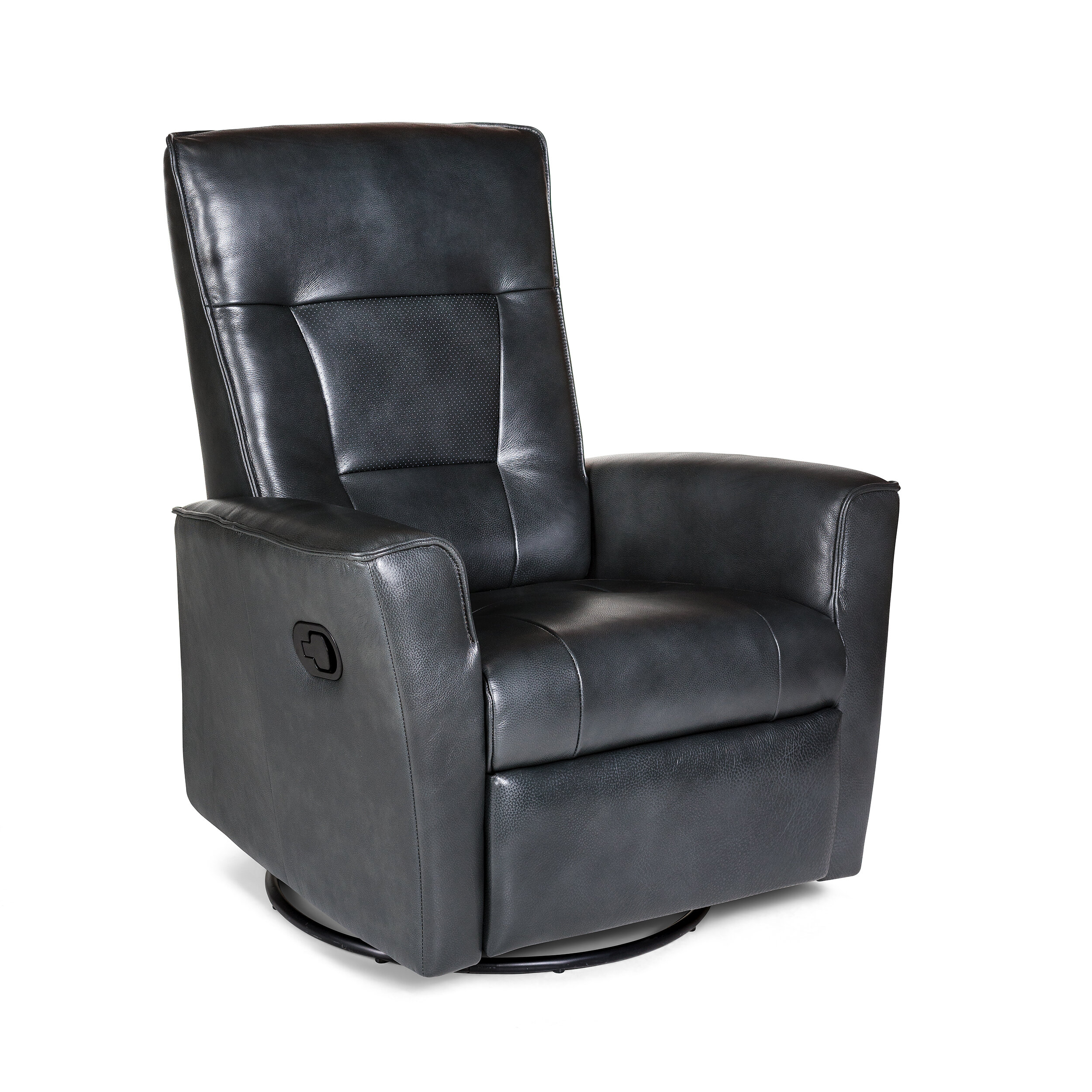 opulence home auckland manual swivel glider recliner wayfair