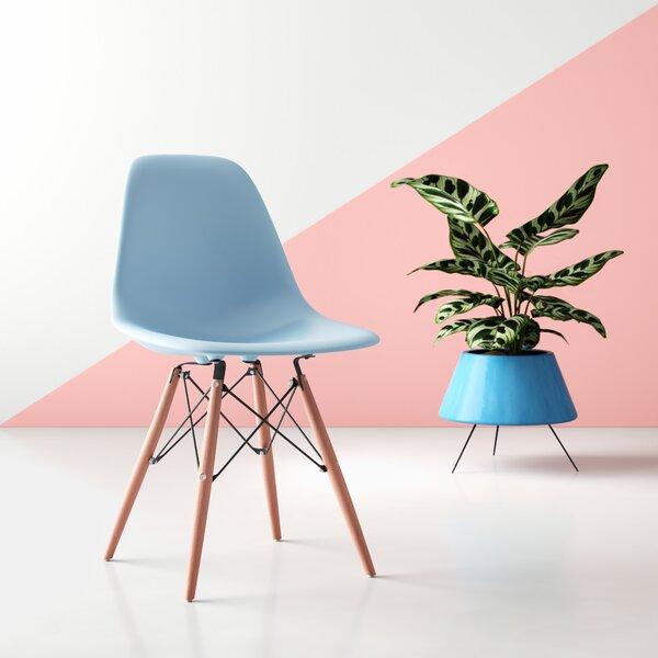 Super Mid Century Chair Blue Wayfair Unemploymentrelief Wooden Chair Designs For Living Room Unemploymentrelieforg