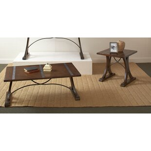 Cadell 2 Piece Coffee Table Set