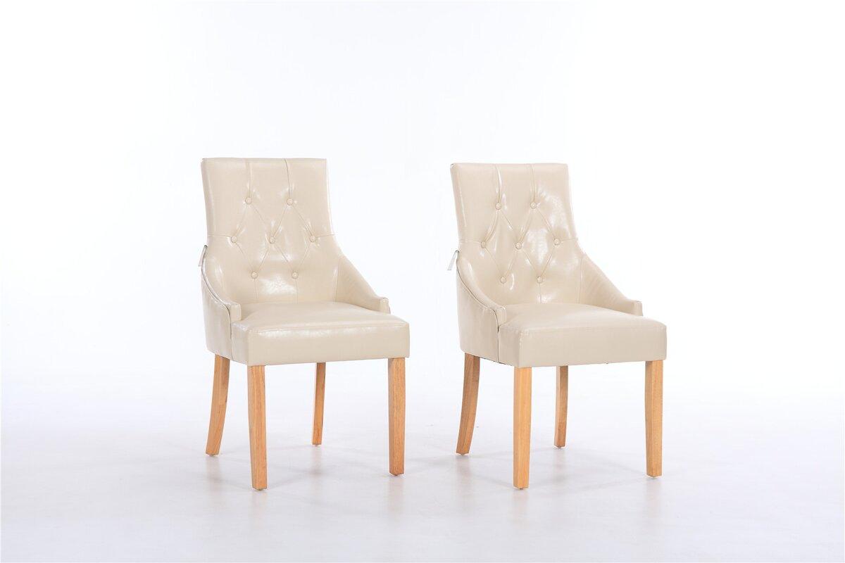 marlow home co essgruppe chowdhury mit 6 st hlen. Black Bedroom Furniture Sets. Home Design Ideas