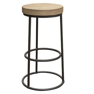 Cooper Round Backless 30 Bar Stool