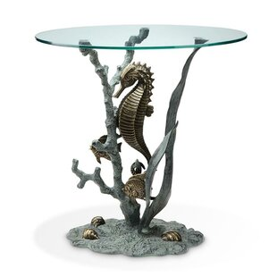 Seahorse End Table by SPI ..