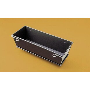 Non-Stick Pate Mold with Removable Bottom