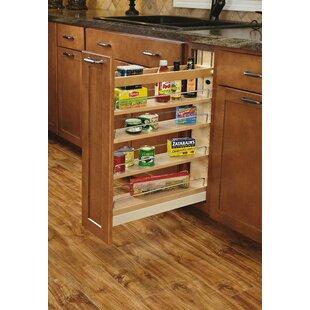 Rev-A-Shelf Base Cabinet Organizer Soft Close Pull Out Drawer