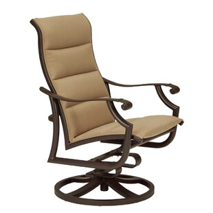 Montreux II Swivel Patio Dining Chair by Tropitone Reviews