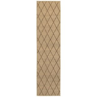 Torrez Casual Beige Indoor/Outdoor Area Rug