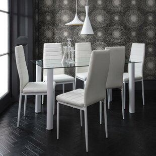 Gorge Dining Set With 6 Chairs