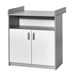 Wickelkommode Classic Grey