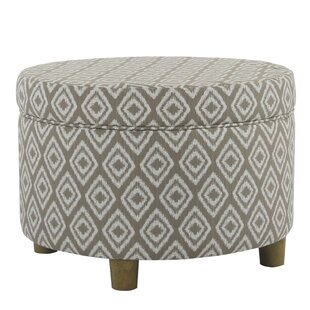 Read Reviews Kayleigh Storage Ottoman By Bungalow Rose