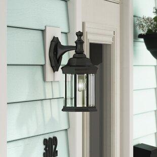 Bayou 1-Light Outdoor Glas..