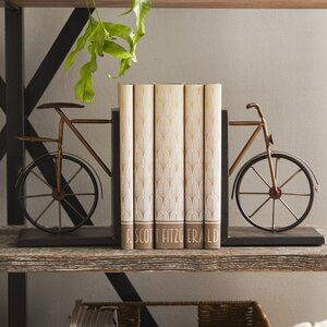 Whitewood Book Ends (Set of 2)