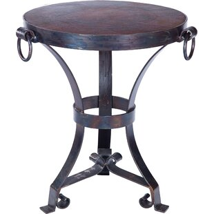 Vistawood End Table by Canora Grey