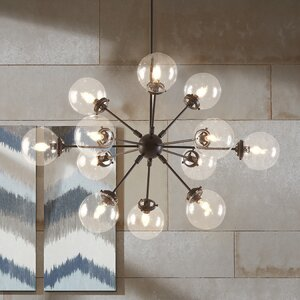 Modern contemporary chandeliers youll love wayfair save to idea board mozeypictures Image collections