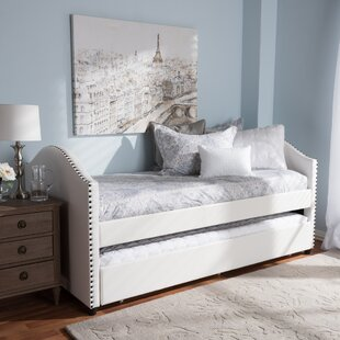 Budget Dollie Twin Platform Bed with Trundle by Harriet Bee Reviews (2019) & Buyer's Guide