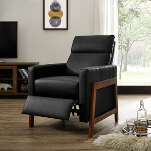 Parley Manual Recliner by Zipcode Design