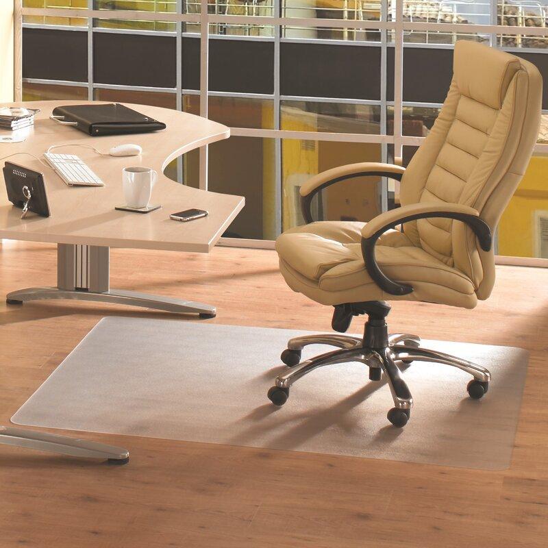 Cleartex Advantagemat Hard Floor Chair Mat & FLOORTEX Cleartex Advantagemat Hard Floor Chair Mat u0026 Reviews | Wayfair