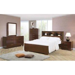 Ebern Designs Hamler Platform Configurable Bedroom Set