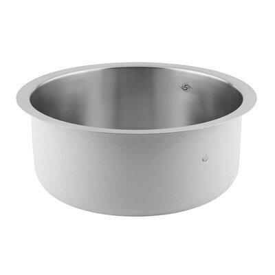 18 L x 8 W Undermount Kitchen Sink DAX