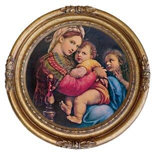 Madonna And Child Paintings Wayfair