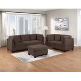 3 Piece Standard Living Room Set by Latitude Run®