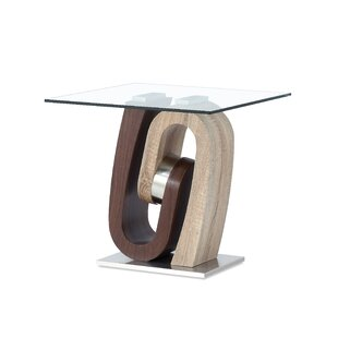 Orren Ellis Claus End Table