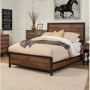 Laurel Foundry Modern Farmhouse Jaiden Panel Bed