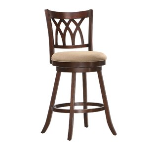 Read Reviews Serephina 46 Swivel Bar Stool by Charlton Home Reviews (2019) & Buyer's Guide