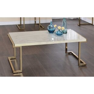 Wiley Frame Coffee Table by Mercer41