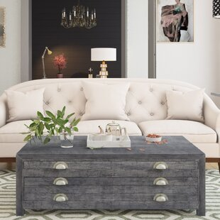 Reviews Phelps Coffee Table by Union Rustic
