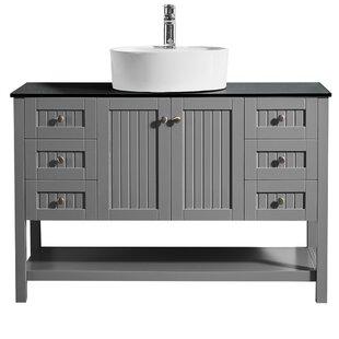 Nadel 48 Single Bathroom Vanity Set