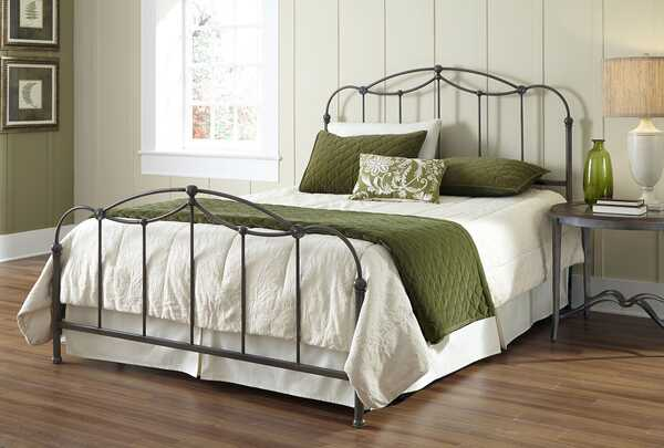 Affinity Complete Metal Bed