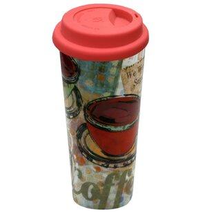 Fresh Brew Travel Mug