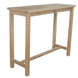 Bourassa Solid Wood Bar Table