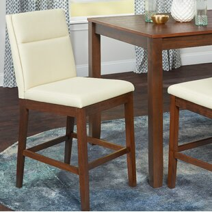 Manawa 24 Bar Stool (Set of 2) Red Barrel Studio