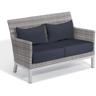 Saleem Loveseat With Cushions by Brayden Studio #1