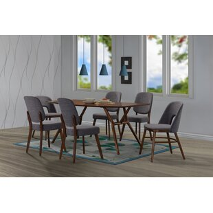 Kirsten Mixed Dining Set by Corrigan Studio Sale