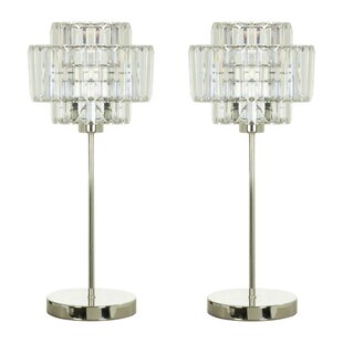 Where buy  Lovitz 20 Table Lamp (Set of 2) By Willa Arlo Interiors