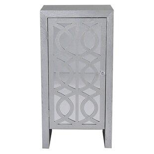 Treva 1 Door Accent Cabinet