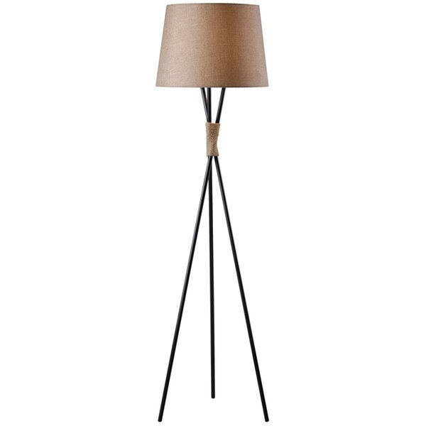 Farmhouse Rustic Floor Lamps Birch Lane