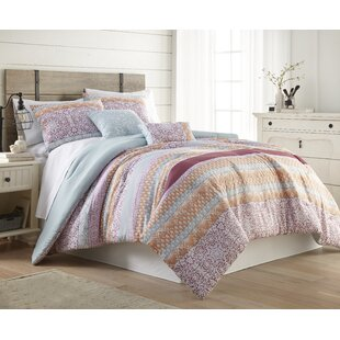 Karlson 5 Piece Reversible Comforter Set