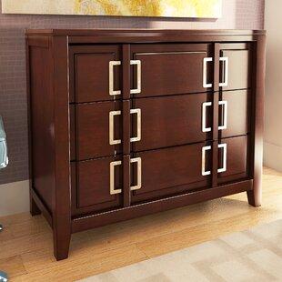Elosie 3 Drawer Cabinet by Willa Arlo Interiors