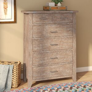 Crane 5 Drawer Chest by Loon Peak