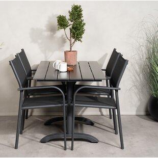 Devansh 4 Seater Dining Set By Sol 72 Outdoor