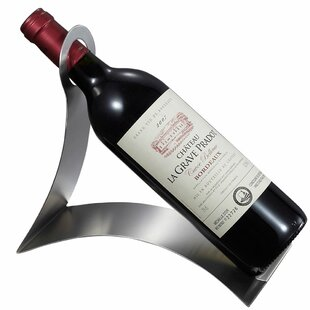 Volnay 1 Bottle Tabletop Wine Rack by Vis..
