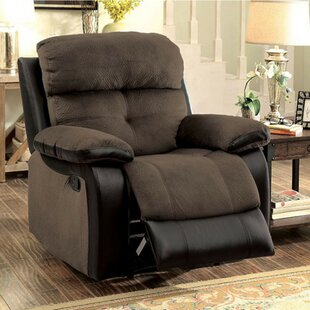 Hadley Transitional Manual Rocker Recliner