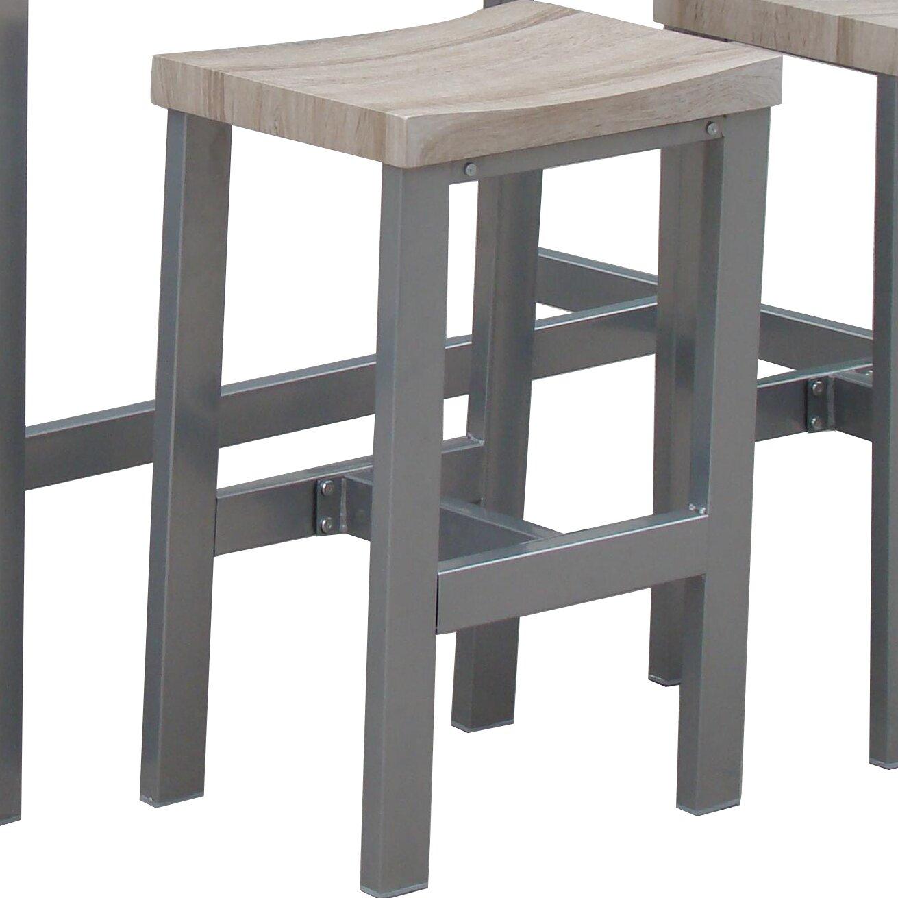 mercury row marino 5 piece pub table set reviews. Black Bedroom Furniture Sets. Home Design Ideas