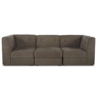 Alecia 3 Piece Modular Sofa