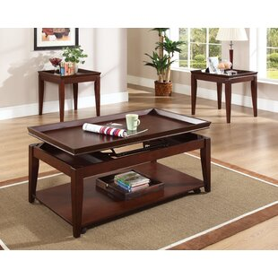 Find Clemens 3 Piece Coffee Table Set By Steve Silver Furniture