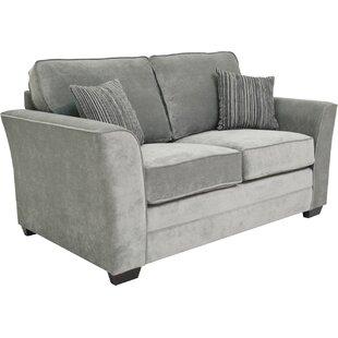 Spalding 2 Seater Sofa By Mercury Row